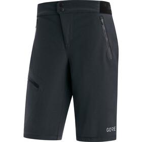 GORE WEAR C5 Shorts Mujer, negro